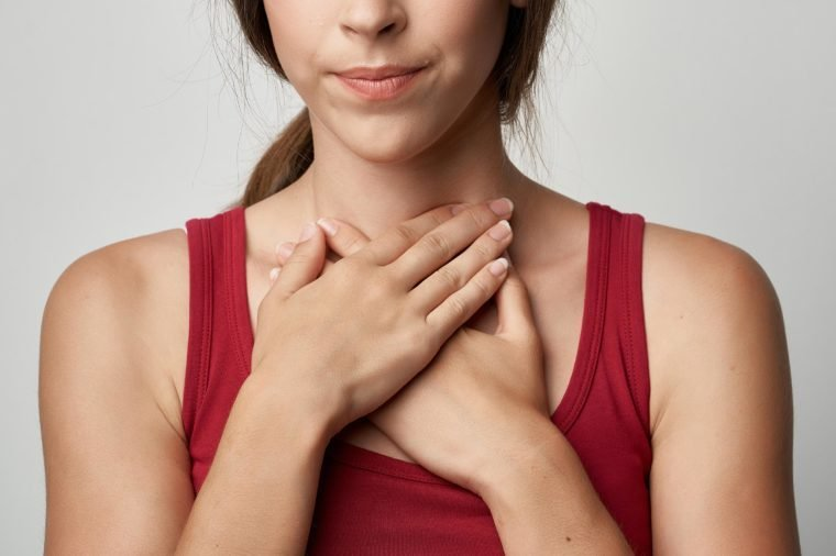 Early Throat Cancer Symptoms You Might Ignore | Reader's Digest