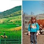 How a Thunderstorm Helped This Little Cowgirl Make Her Dad Proud