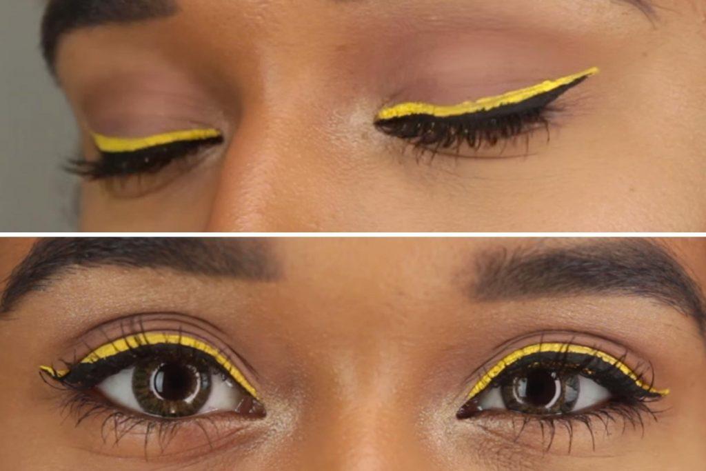 gorgeous-eyeliner-looks-beyond-basic-black-beauty-guru-camille-johnson