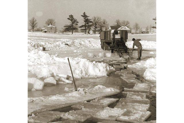 how-one-man-made-living-off-frozen-pond