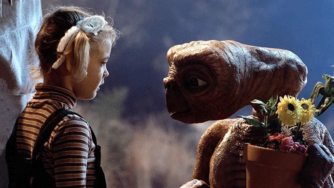 E. T. movie