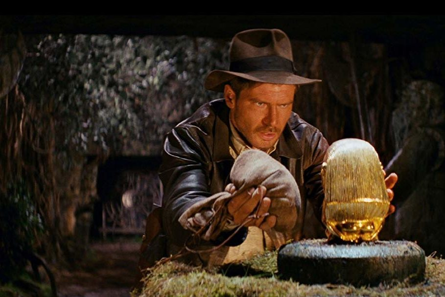 Indiana Jones and the Raiders of the Lost Ark movie