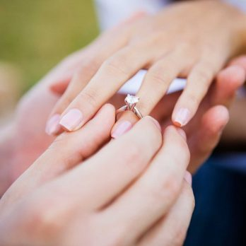 Here's the Real Reason We Propose With Engagement Rings