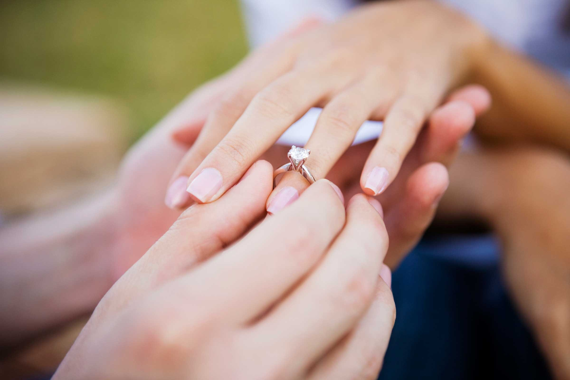 The History of Engagement Rings Readers Digest