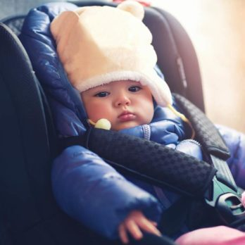 The Scary Reason You Should Never Put Your Child in a Car Seat with a Winter Jacket