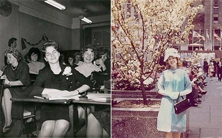 What It Was Like to Attend the Best Secretarial School in 1960s America