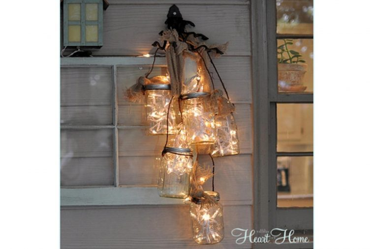 winter decorating ideas all things heart and home - Christmas Lamp Post Decoration Ideas