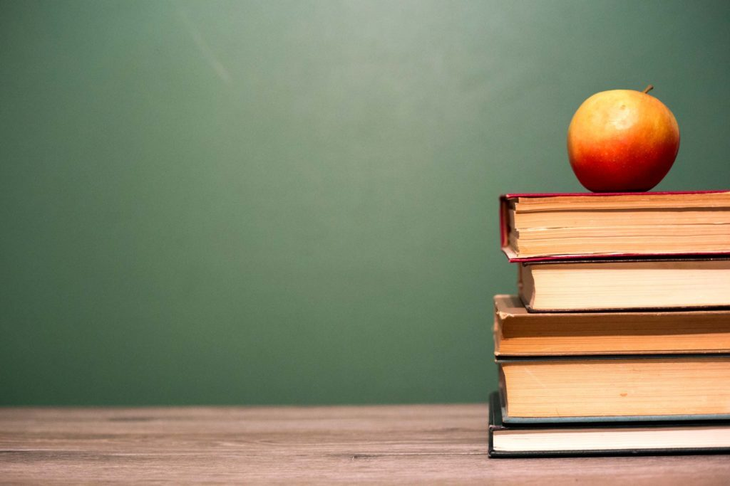 Confused by the Link Between Teachers and Apples? This is Where it Came From