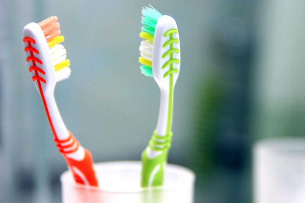 How Bad is it to Share a Toothbrush?