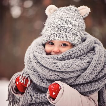 9 Rules for Protecting Your Child's Skin in Cold Weather
