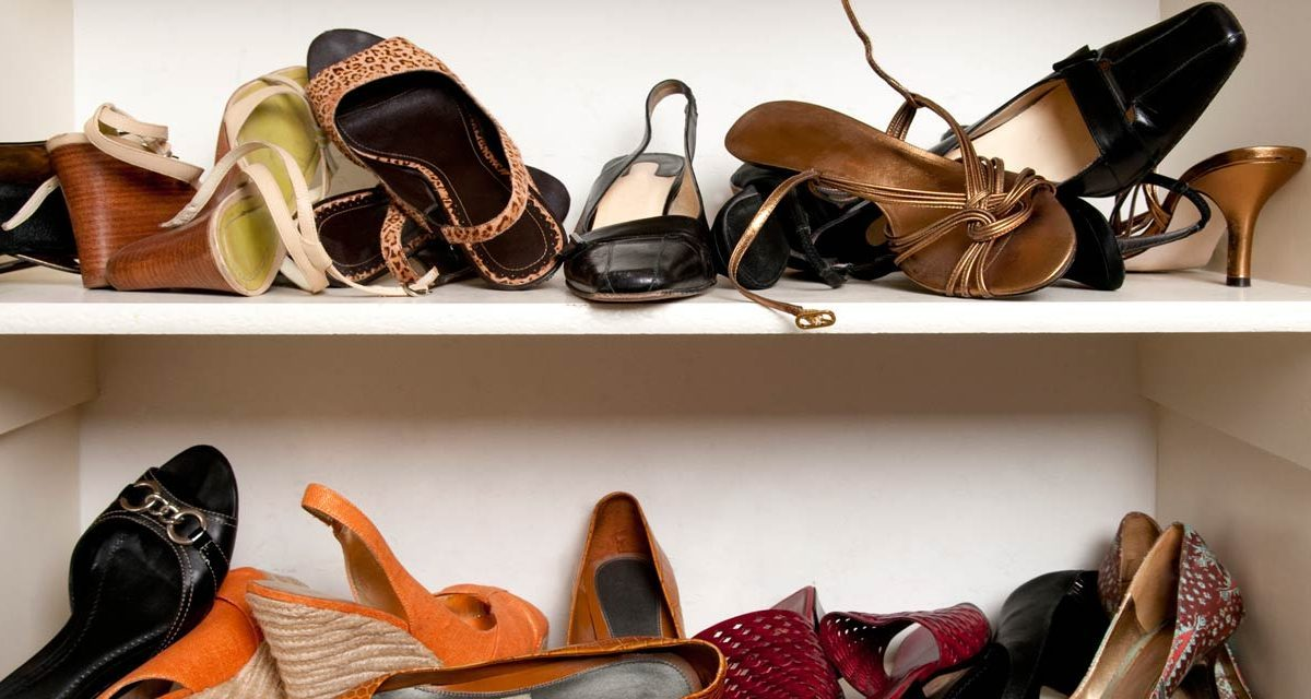 Shoe Deodorizer Tips To Keep Your Shoes Smelling Fresh