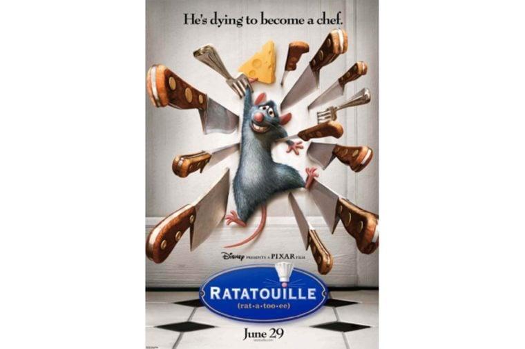 Ratatouille Food Critic Review