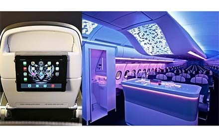 Flying Economy Class? Get Ready for Some Serious Upgrades