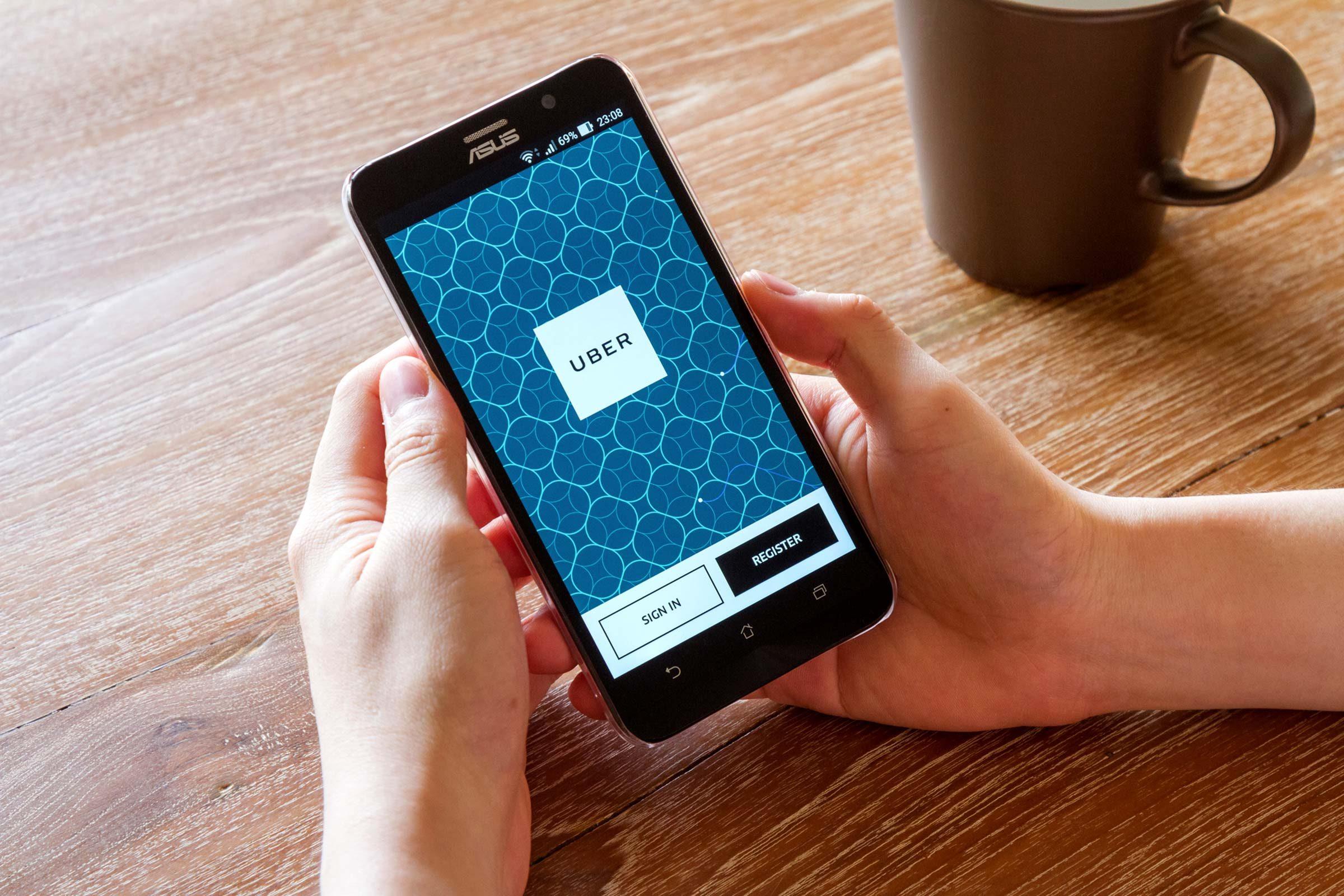 Uber Hacks Every Passenger Should Know | Reader's Digest