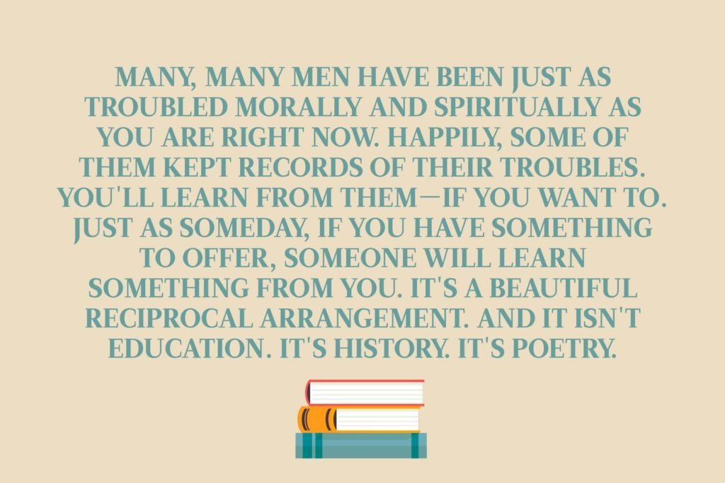 Quotes From Young Adult Books Everyone Should Know Readers Digest