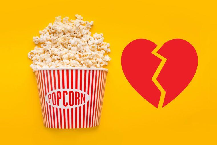 popcorn break up movie