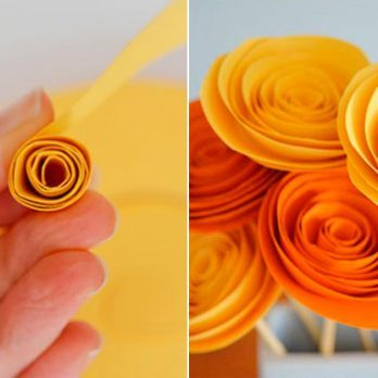 These DIY Paper Flowers Will Make Your Home Feel Like Spring