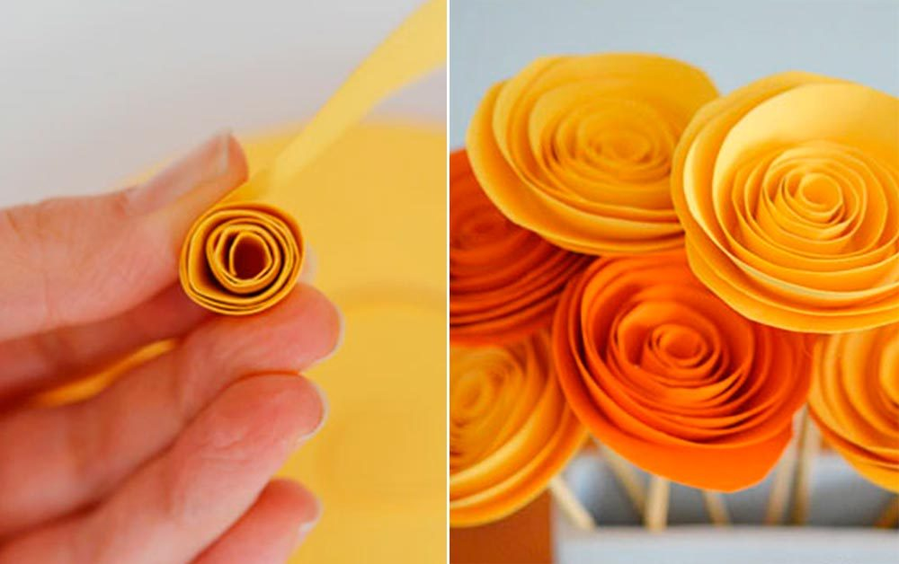 Paper flower craft to make your home feel like spring readers digest mightylinksfo