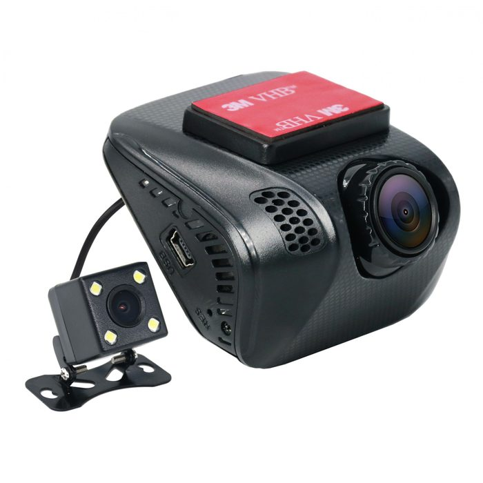 dual dash camera