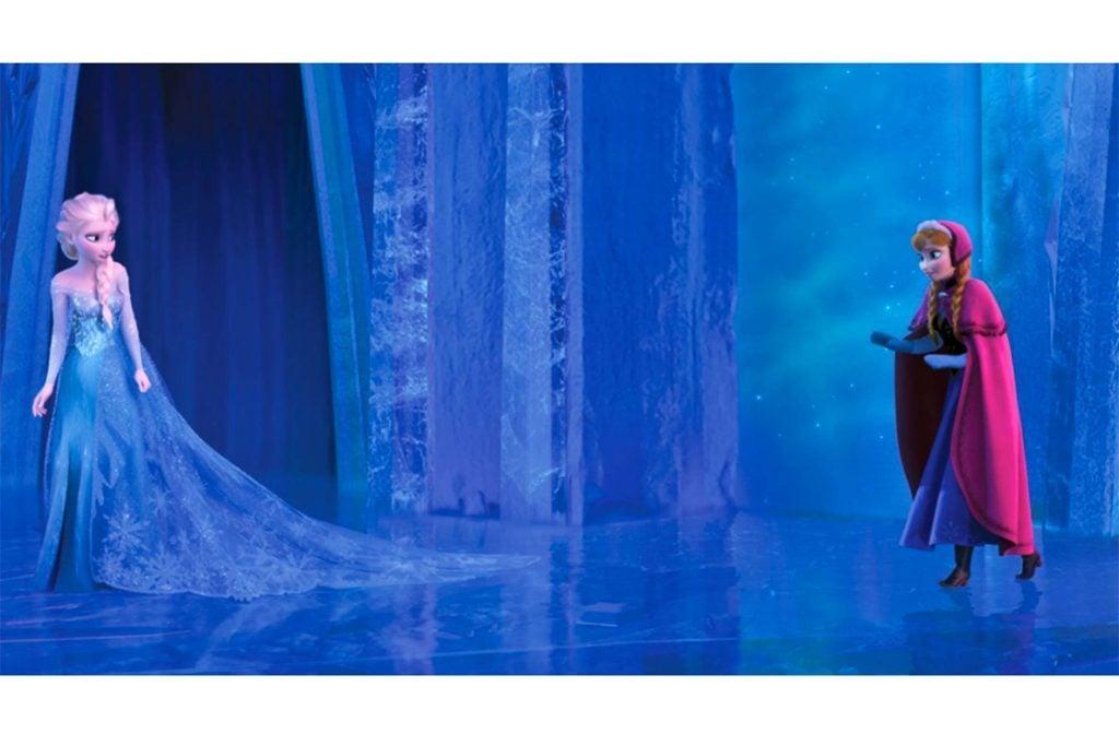 The Original Ending Of 'Frozen' Has Just Been Revealed