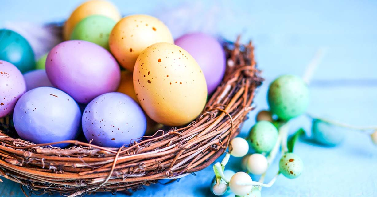 Why Are Eggs Synonymous with Easter Anyway?