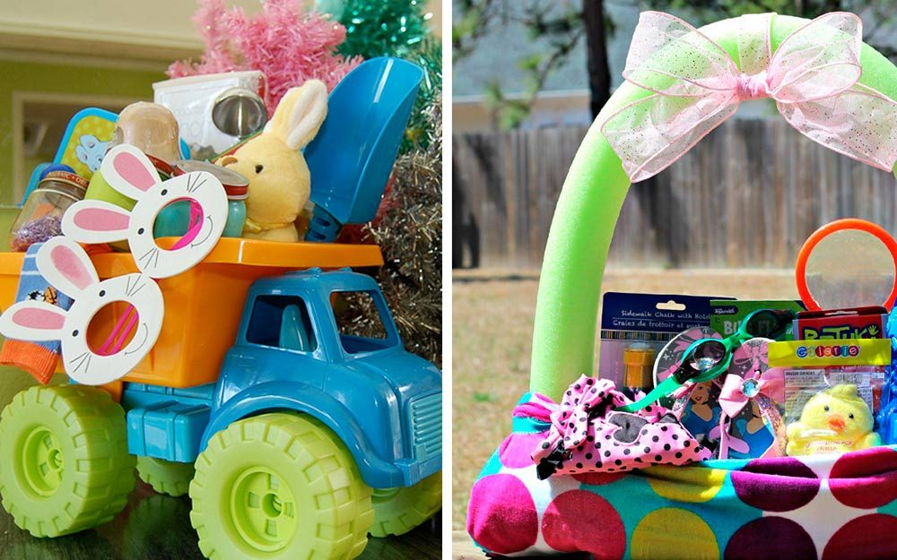 15 easter basket ideas that are easy fun creative readers digest negle Choice Image