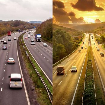 This Is Why Americans and Brits Drive on Different Sides of the Road
