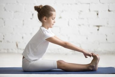 yoga for kids why your child should try it  reader's digest