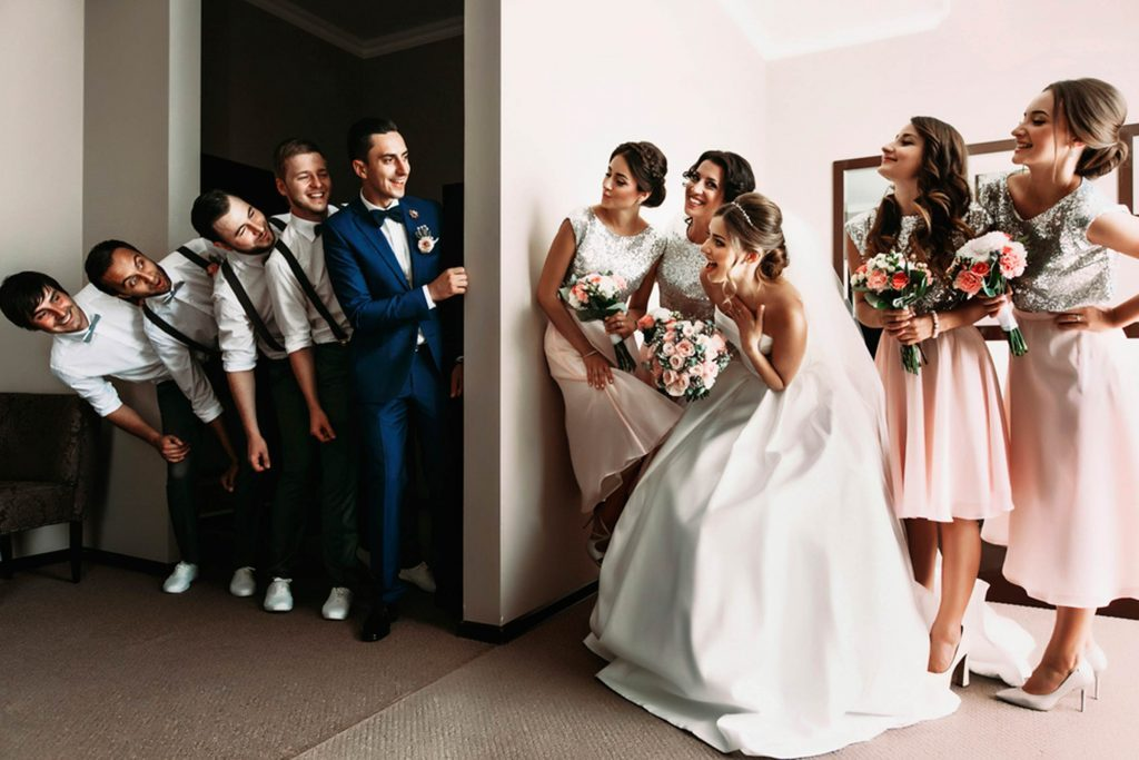 The-Notably-Unromantic-Reason-We-Have-Bridesmaids-and-Groomsmen-at-Weddings