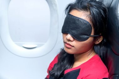 How To Sleep On A Plane According To Experts Reader S
