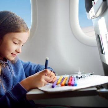 10 Genius Shortcuts to Keep Your Sanity When Flying with Children