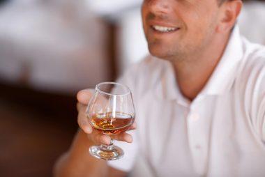 holdingalcohol