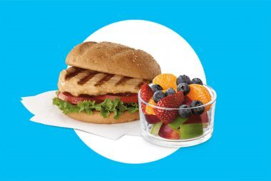 Chic-fil-A-Grilled-Chicken-Sandwich-with-Fruit