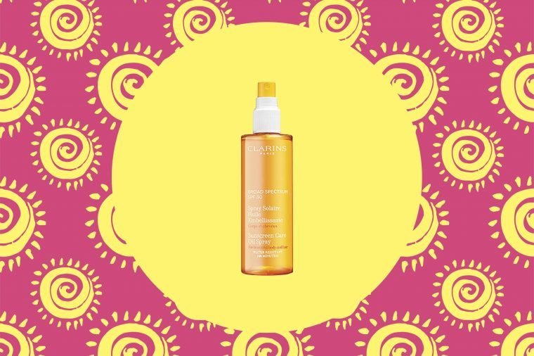06-Sunscreens-Top-Dermatologists-Actually-Use-on-Themselves-clarins via sephora.com