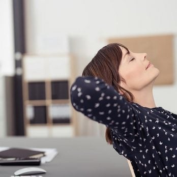 How to Beat the Mid-Afternoon Slump Without Caffeine—According to Yoga Instructors