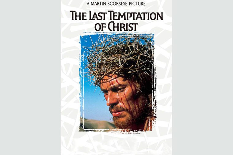 the last temptation of christ movie easter