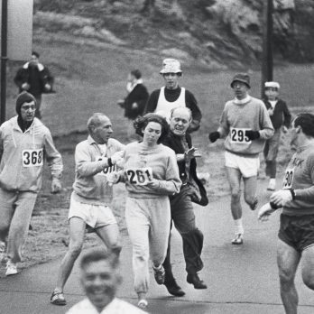 The First Woman Who Ran in the Boston Marathon Is Running Again—Five Decades Later