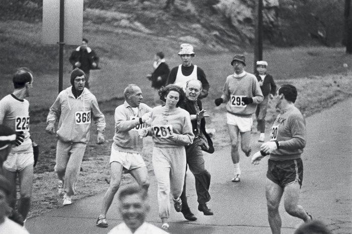 April-2017-POLI-woman-marathon-BettmannGetty-Images