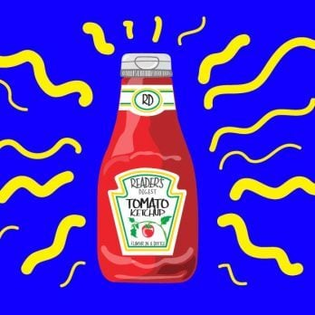 Case Closed: Here's Where You Should Store Your Ketchup