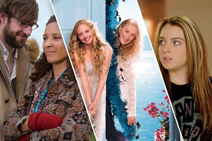 Freaky Friday, Mamma Mia, and Away We G