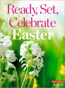 Ready, Set, Celebrate Easter