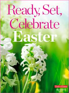 Easter 2017 guide