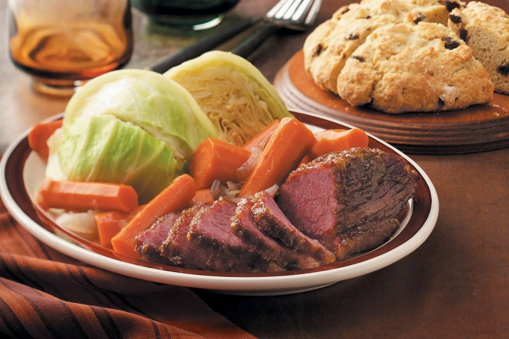 St.-Patrick's-Day-Recipes-CornBeefNCabbage