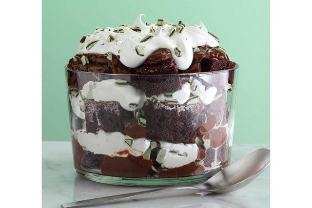 St.-Patrick's-Day-Recipes-IrishCreamChocolateTrifle