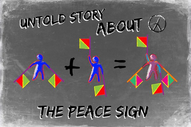The-Dark,-Untold-Story-About-the-Peace-Sign