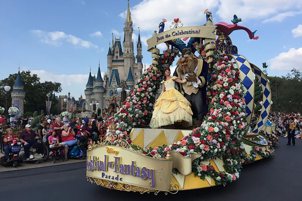 Beauty-and-Beast-float