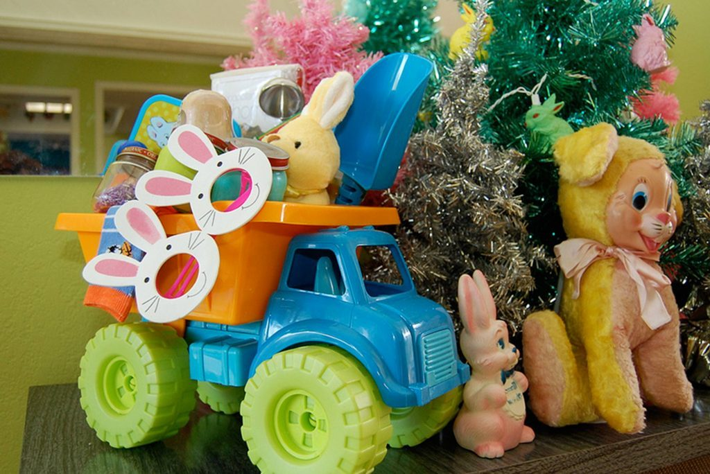 15 easter basket ideas that are easy fun creative readers digest easter baskets baby jennifer perkins negle Images