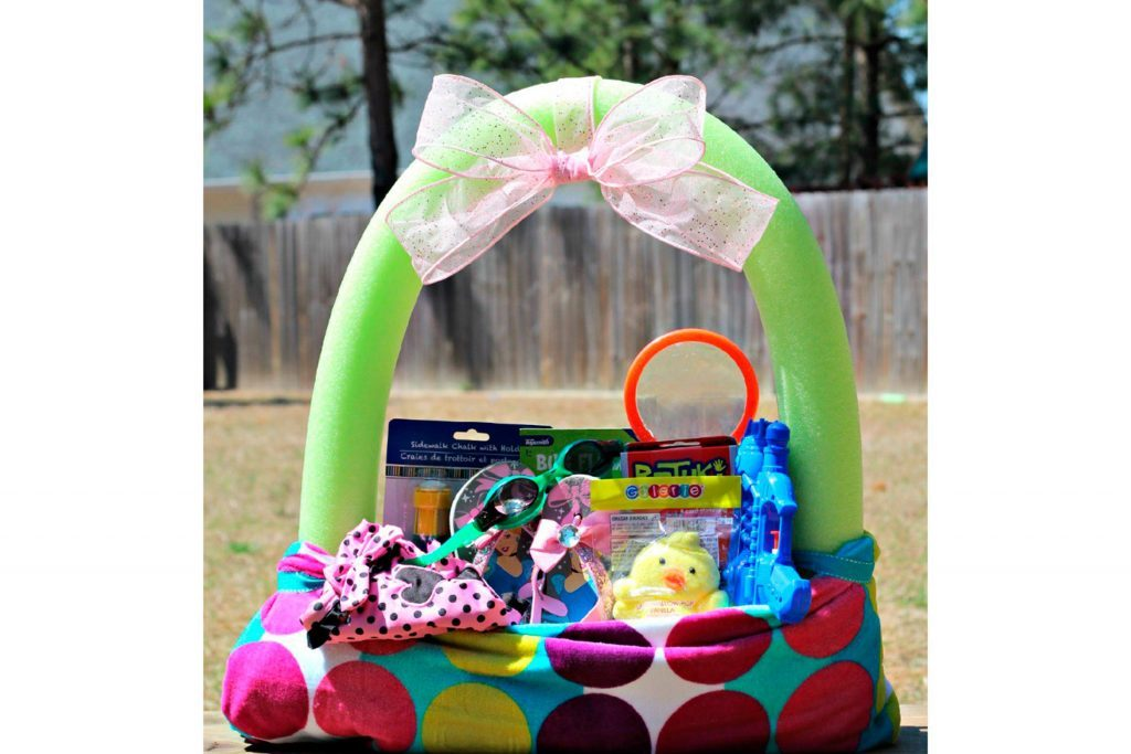 15 easter basket ideas that are easy fun creative readers digest fun in the sun negle Images