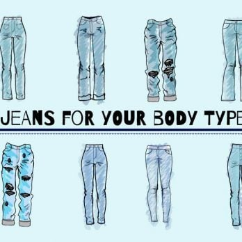 How to Find the Best Jeans for Your Body Type
