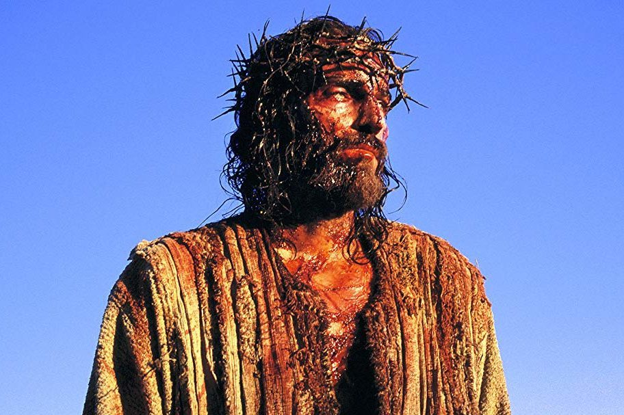 the passion of the christ movie easter